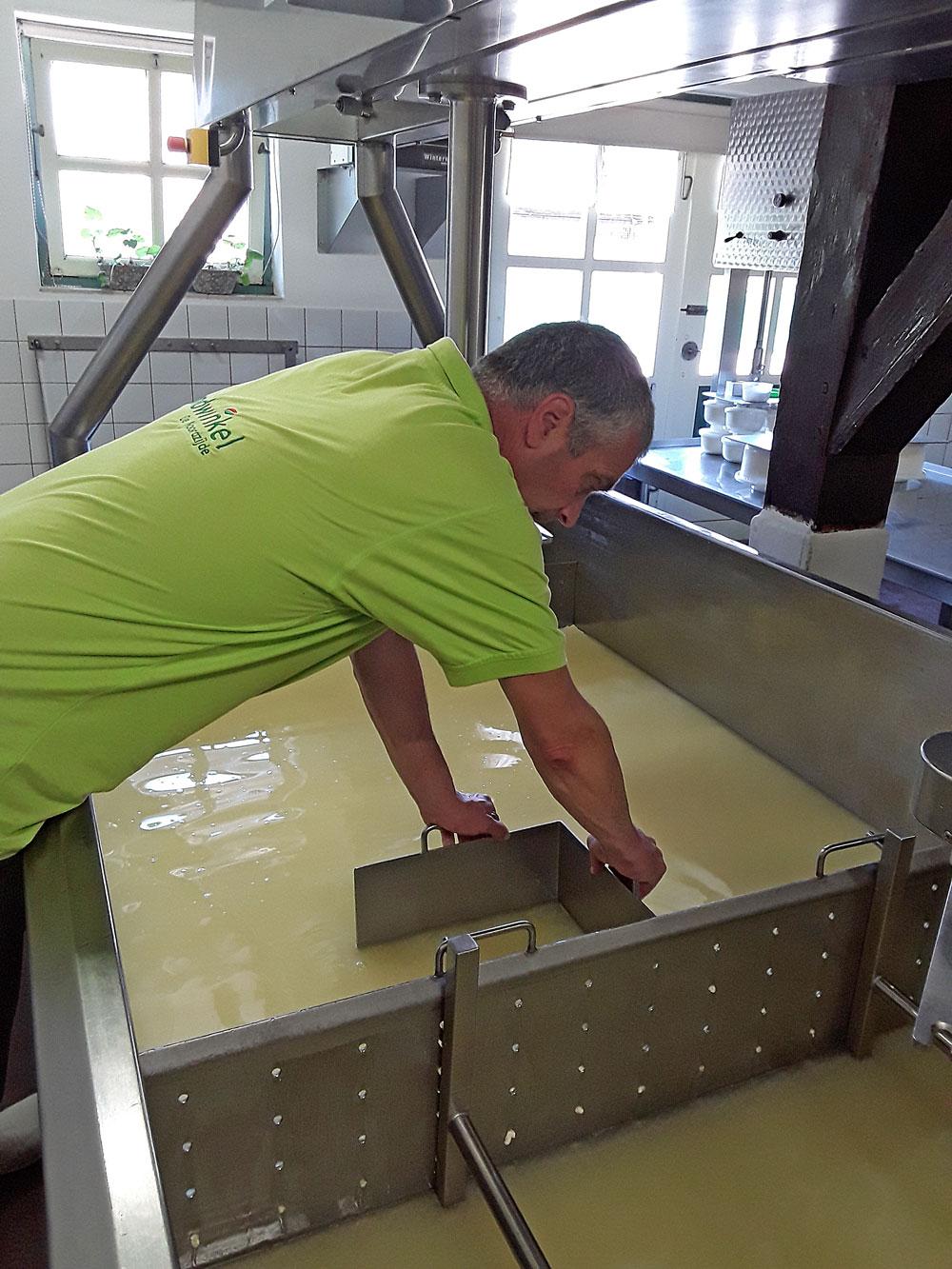 kaas maken 2