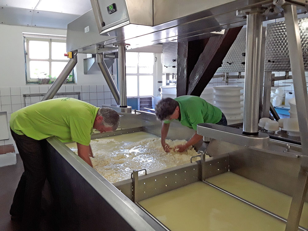 kaas maken 6